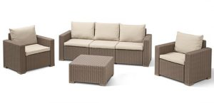 allibert-loungeset-california-4delig-wicker-cappuccino