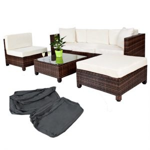 tectace-loungeset-6delig-rotan-bruin