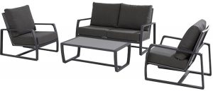 4-seasons-outdoor-madagascar-loungeset-4delig-grijs