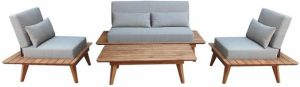 butterfly-stoelbank-loungeset-4delig-acacia-taupe